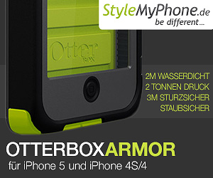 Otterbox Armor Neon Outdoor Case für iPhone 5