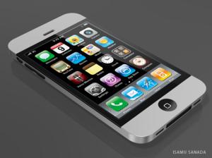 Neues iPhone Konzept von Isamu Sanada