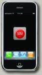 SOS-Applikation für iPhone