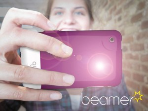 Beamer iPhone Case