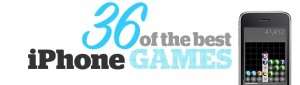 Gamepro: 36 of the best iPhone Games