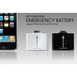 Wiederaufladbare Notfallbatterie für iPhone