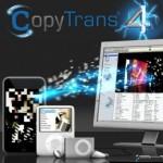 Copytrans 4 hilft bei der Rettung der iTunes-Bibliothek