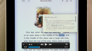 iPad: Neue iBooks Screenshots