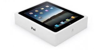 iPad-Verpackung