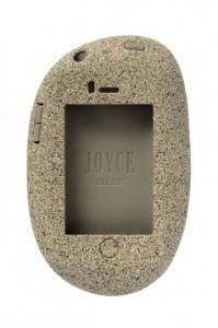 Joyce iPhone Case aus Stein