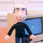 Steve Jobs als Kuschelpuppe