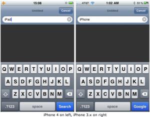 Apple: Google-Branding aus Safari-Suche entfernt