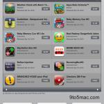 AppStore: Neue Sortierungsmöglichkeit