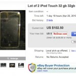 iPod Touch Prototyp auf eBay