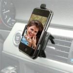 iPhone 3G / 3GS Autohalterung für die Lüftungslamellen