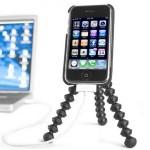 Gorillamobile iPhone-Stativ für iPhone 3G und iPhone 3GS