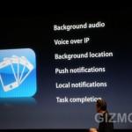 iPhone OS 4.0 bringt u.a. Multitasking