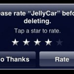 """iPhone OS4 ohne """"Rate on Delete"""""""