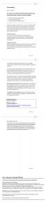 Unveröffentlichte Pressemeldung der Deutschen Telekom mit iPad-Datentarifen