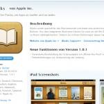 iBooks-App jetzt auch in Deutschland