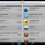 iPad AppStore erstmals in deutscher Version