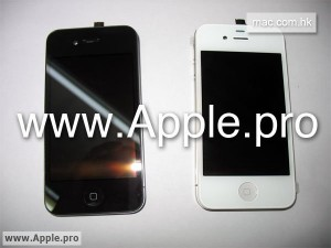 Weißes iPhone 4G?