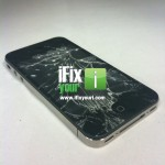 iPhone 4: Gehärtetes Glas am Display
