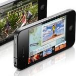 iMovie am Apple iPhone 4