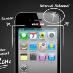 Verizon iPhone 4 Spezifikationen