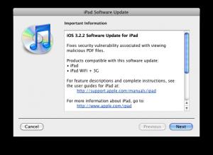iOS 3.2.2