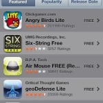 iPhone Appstore: Try Before You Buy