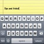 iPhone Tastatur: Tipps & Tricks
