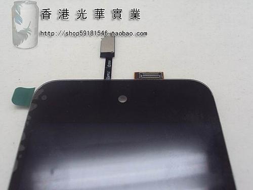 iPod Touch 4G Frontpanel mit Kamera-Aussparung