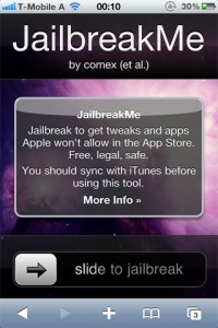 Jailbreakme Screenshot