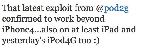 iOS 4.1 Jailbreak