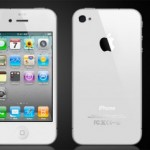 Das iPhone 4 in Weiß