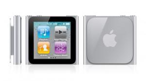 iPod Nano 6G mit Multitouch