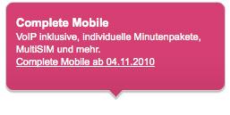 T-Mobile mit neuen Tarifen für den Fall der Exklusivität