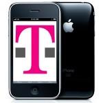 T-Mobile Deutschland als bisheriger Exklusivpartner von Apple