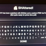 Apple TV: Jailbreak durch SHAtter-Exploit
