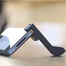 Glif: iPhone 4 Halterung und Stativ-Adapter