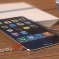 iPhone 5 Mockup von Handyflash