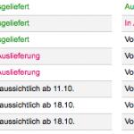 iPhone 4 Lieferstatus bei der Deutschen Telekom