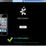 Sn0wbreeze: Jailbreak für iPod Touch 4G mit iOS 4.1