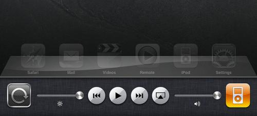 iOS 4.2 GM: Neue Multitasking-Leiste