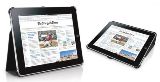 Macally BookStand für iPad