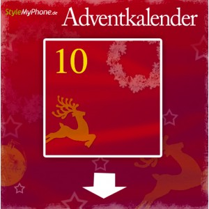 StyleMyPhone Adventkalender: 10. Dezember