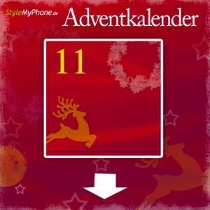 StyleMyPhone Adventkalender: 11. Dezember