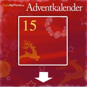 StyleMyPhone Adventkalender: 15. Dezember