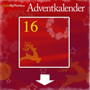 StyleMyPhone Adventkalender: 16. Dezember
