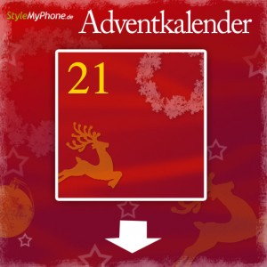 StyleMyPhone Adventkalender: 21. Dezember