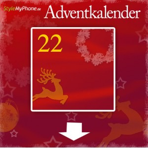 StyleMyPhone Adventkalender: 22. Dezember
