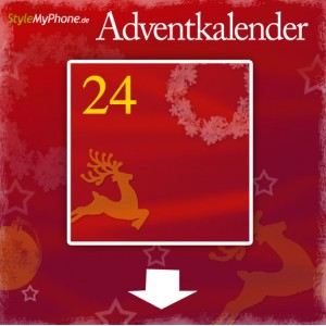 StyleMyPhone Adventkalender: 24. Dezember