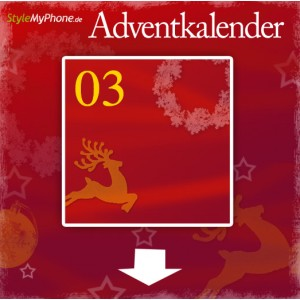 StyleMyPhone Adventkalender: 3. Dezember